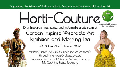 Horti-Couture – 15 September