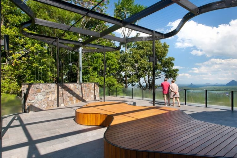 Mary Cairncross Scenic Reserve Discovery Centre Photo: Tourism Noosa