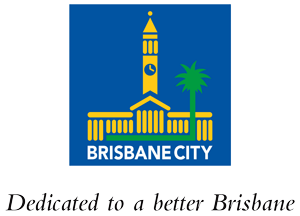 Proudly Supported by Brisbane City Council