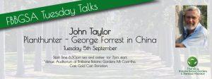 John Taylor Talk
