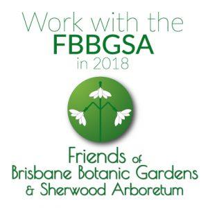 City Botanic Garden Work Team Volunteers
