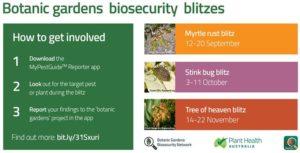 Biosecurity Pest Blitzes